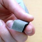 sponge strips for knitting machines