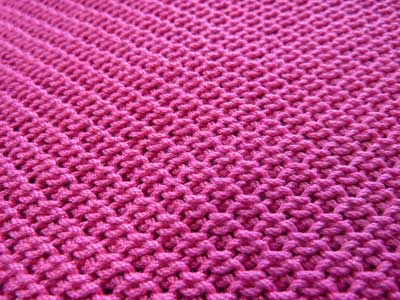 Knitting Seed Stitch With Odd Number Of Stitches : Faux Seed Stitch on the Machine - Knit it Now