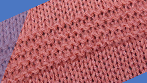 Garter Stitch on the Machine - Classroom