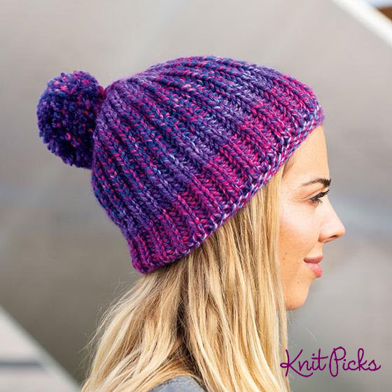 Toasty Brioche Hat - Inspiration