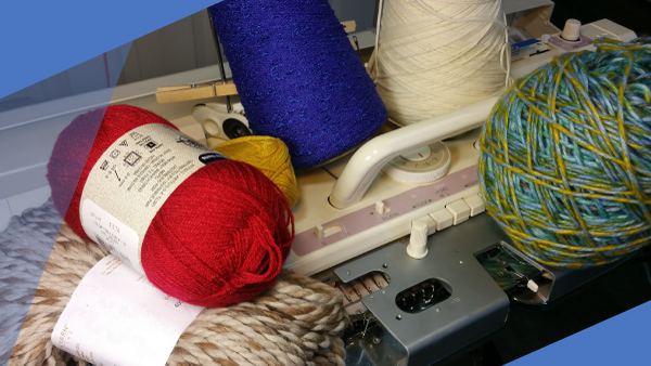 Yarn for Knitting Machines Knit In Now Course