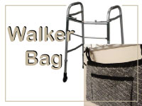 Walker / Wheelchair Pouch Project