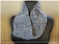 Infinity Scarf Made Easy Project