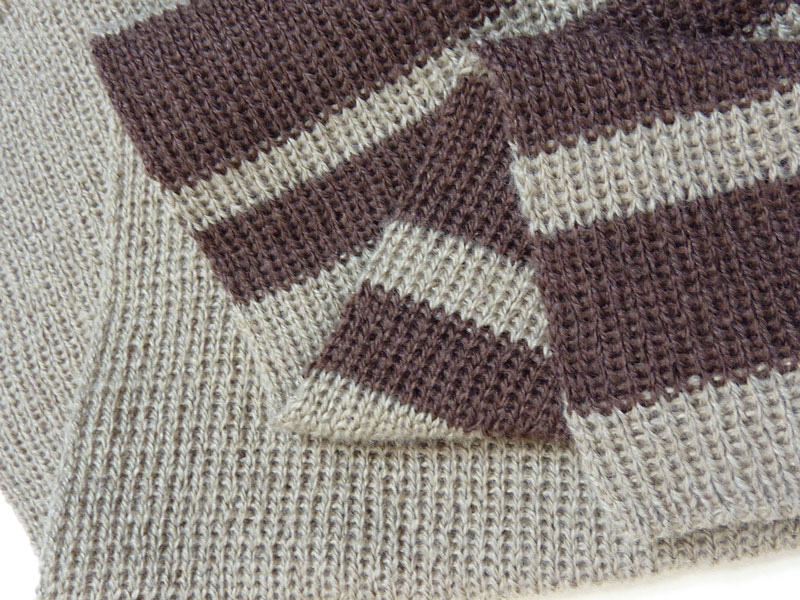 Knit It Now - 100% Reversible Scarf (ribber)