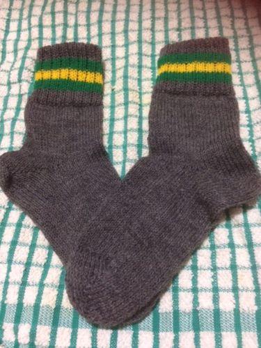Basic Adult Sock   Machine Knitting Pattern   Knit It Now