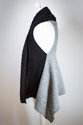 Simply Rectangles - Waterfall Vest