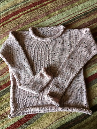 Prickly Pear Pullover