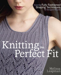 Knitting .... Perfect Fit