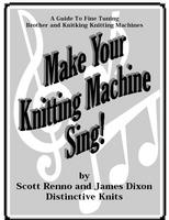 Make Your Knitting Machine Sing