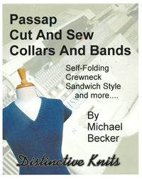 Passap Cut and Sew Collars and Bands