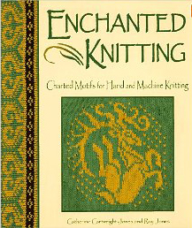 Enchanted Knitting: Charted Motifs for Hand and Machine Knitting by Amazon