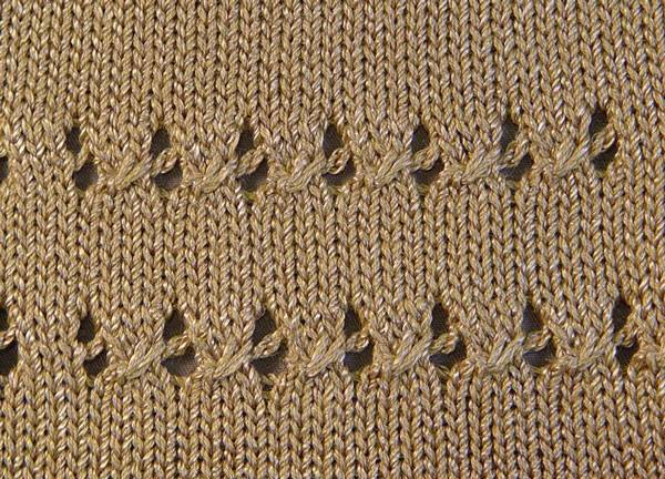Machine Knitting Trims and Edges - Single Bed (PDF) by Knit it Now eBook