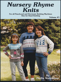 Nursery Rhyme Knits Vol 1