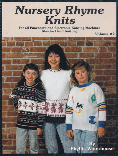 Nursery Rhyme Knits Vol 2 by Phyllis Waterhouse