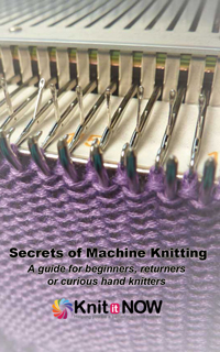 Secrets of Machine Knitting (Kindle Version)