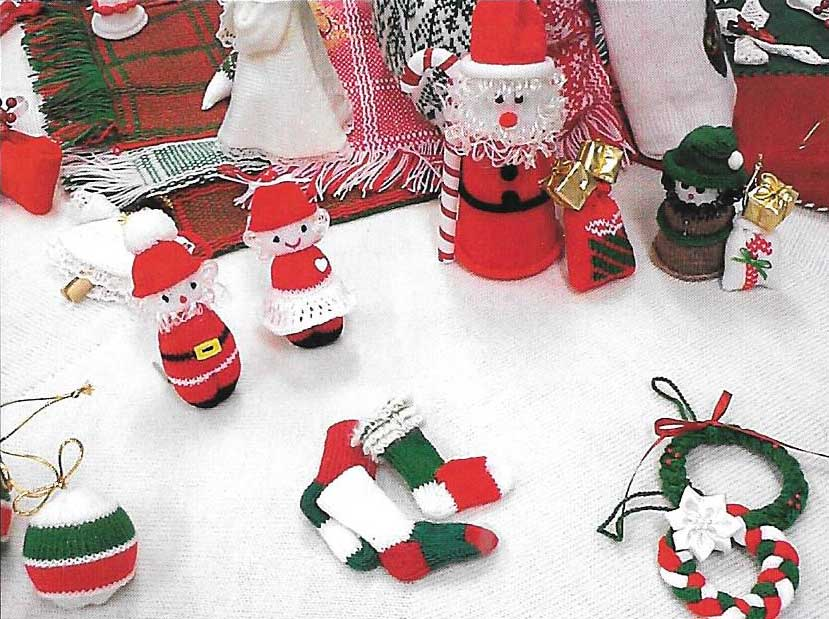 Christmas Crafts by Eileen Montgomery