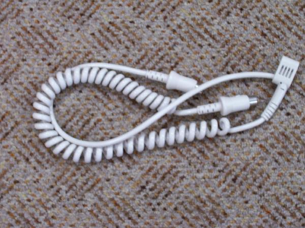 Silver Reed Curl Cord by AllBrands