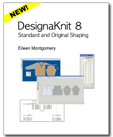 DesignaKnit 8 - Standard and Original Shaping