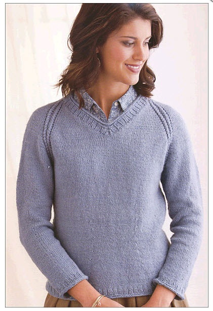 Knitters Handy Book of Top Down Sweaters by Amazon