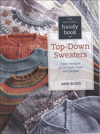 Knitters Handy Book of Top Down Sweaters