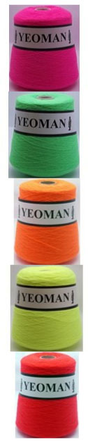 2/30 HIGH-VIZ 1PLY by Yeoman Yarns