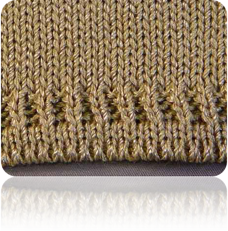 Machine Knitting Trims and Edges - Double Bed by Knit it Now eBook