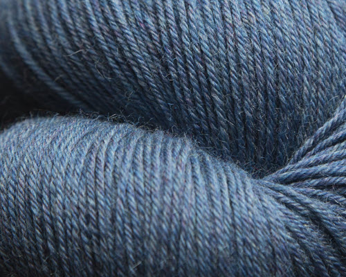 Mousam Falls Sock by Jaggerspun of Maine