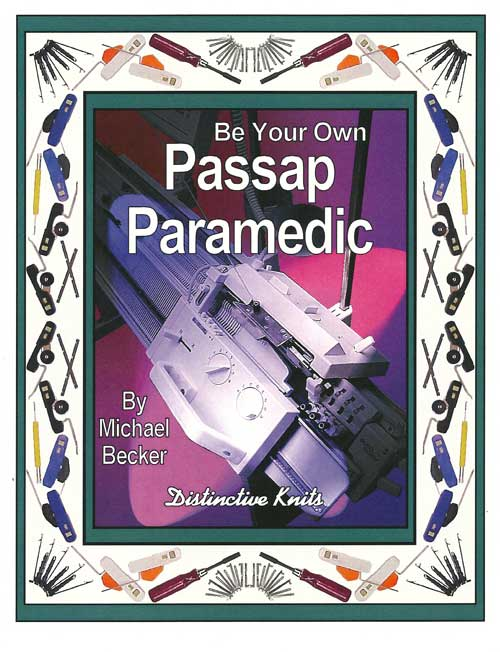 Be Your Own Passap Paramedic by Distinctive Knit