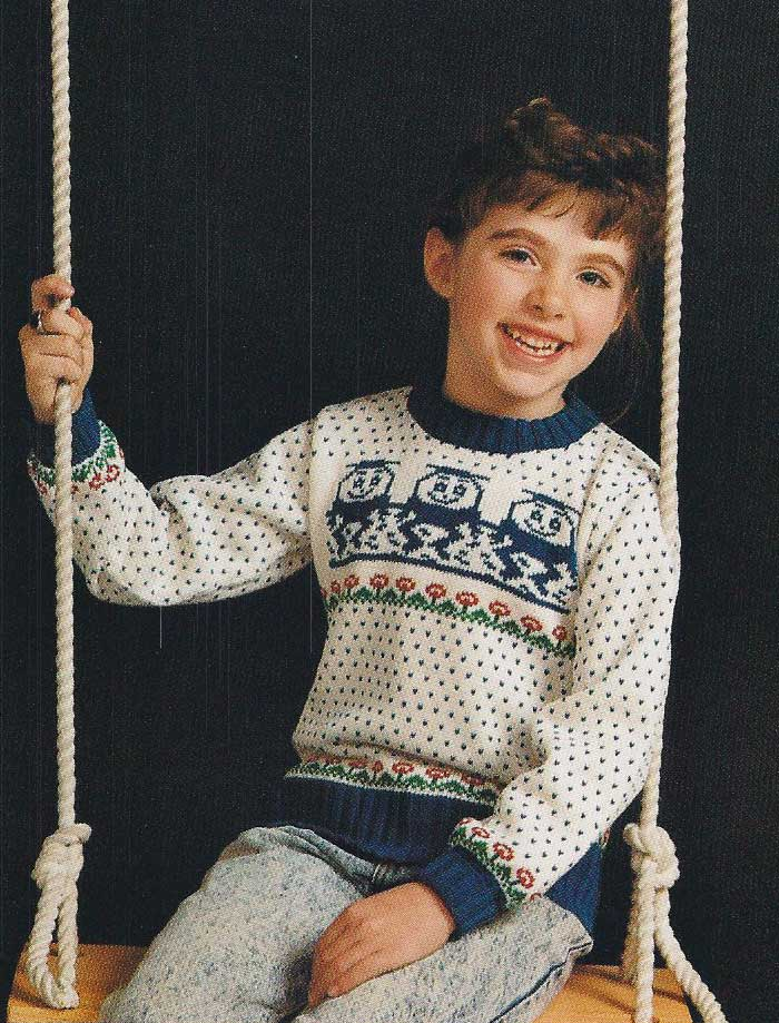 Knitting Rhyme Off Jumps Jack : Nursery rhyme knits vol machine knitting ebooks
