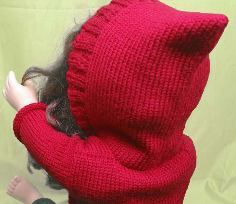 Add a Hood to Any Knitting Pattern by Knit it Now eBook