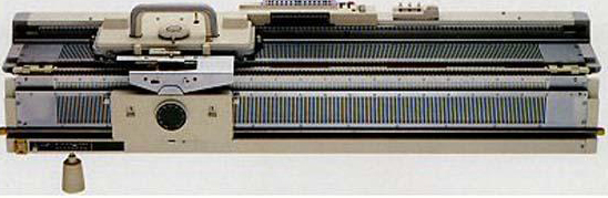 Knitting Machine Price Check : Silver reed srp n mm ribber book knit it now