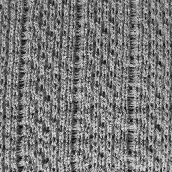 Stitch Pattern KIN 6488 Tuck Lace Tuck Lace Knit it Now