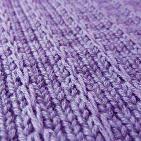 Stitch Pattern KIN 421 Slip Slip Stitch Knit it Now