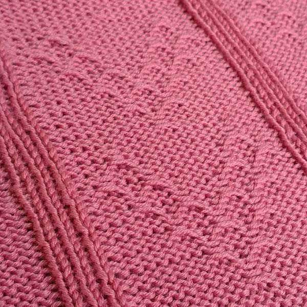 Stitch Pattern Slip Hearts Slip Stitch Knit it Now
