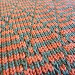 Multi Color Slip Stitch Pattern For Machine Knitting | KIN ...