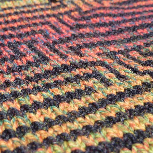 Multi Color Slip, Stitch patterns