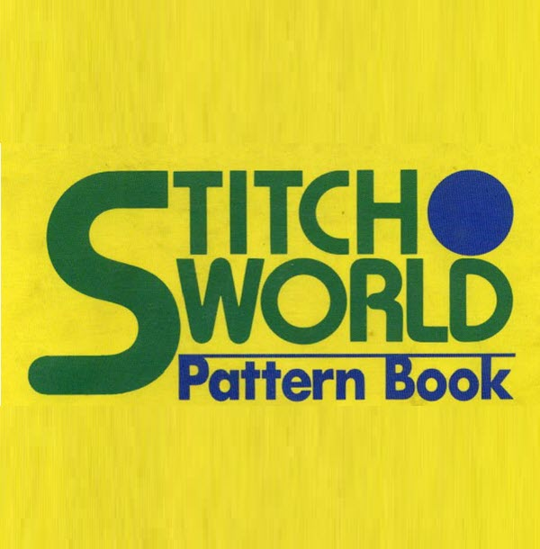 From Stitch World, Stitch patterns